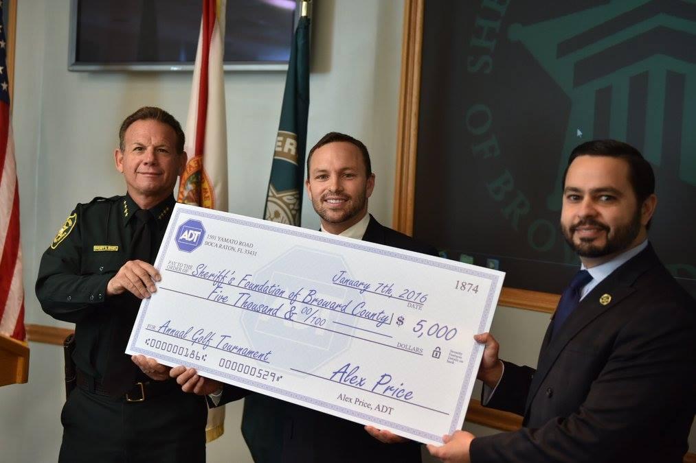 2016 Foundation Sheriff's Briefing & Awards Ceremony