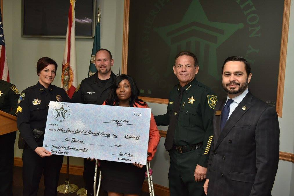 2016 Foundation Sheriff's Briefing & Awards Ceremony